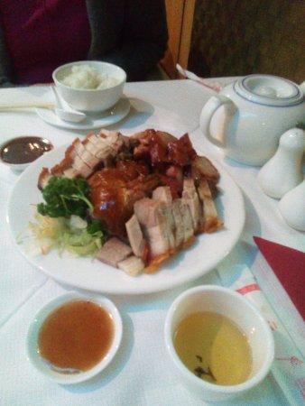 Ming Court Chinese Restaurant Blanchardstown Dublin