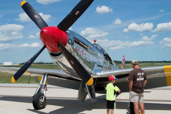 Portage, MI: Live out a dream with a flight in a vintage aircraft (seasonal, please check for availability)