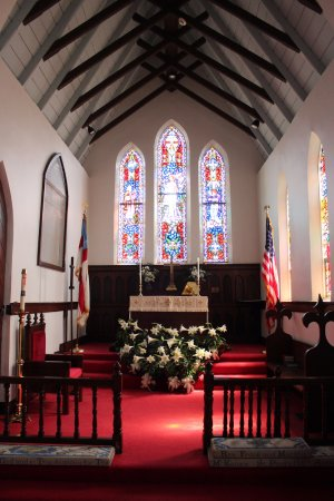 Wilkesboro, Carolina del Nord: St Paul Church