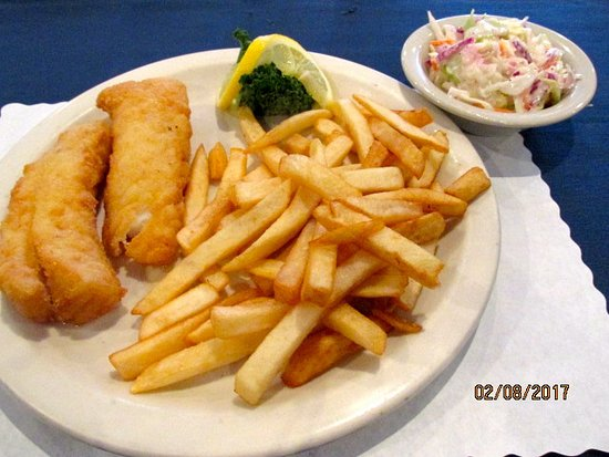 Zephyrhills, FL: Fish & chips
