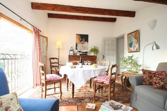 La Bastide Saint Christophe : Top Apartment lounge