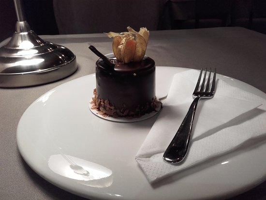 Batida: czekolada