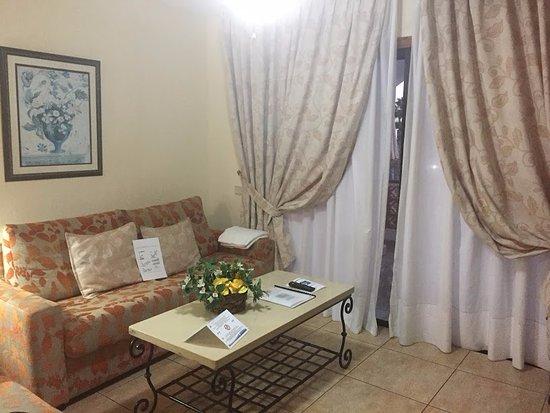 Wohnzimmer Picture Of Fairways Club San Miguel De Abona Tripadvisor