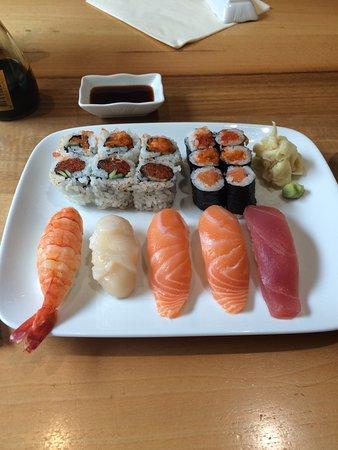 "Tokyo Sushi Bar: Mittagsmenü Nr.7""Spicy"""