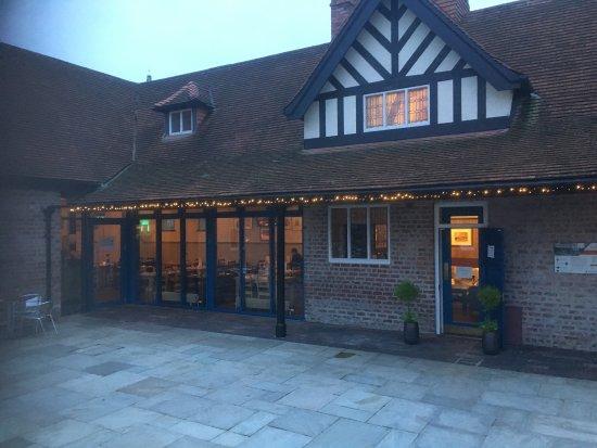 Strabane, UK: Restaurant 1861 at Sion Stables