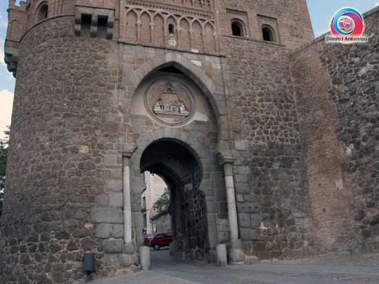 La Puerta del Sol di Toledo