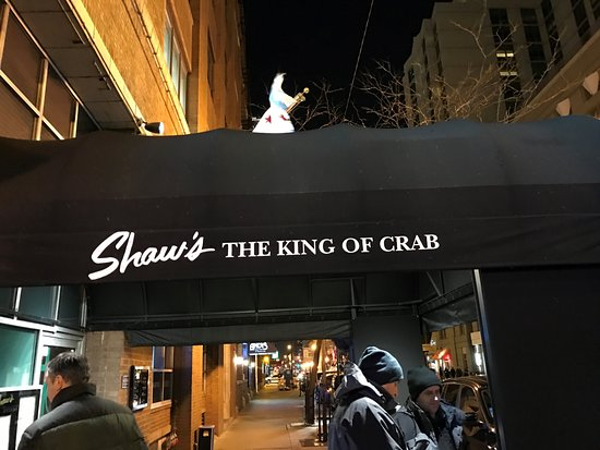 Shaw's Crab House Photo