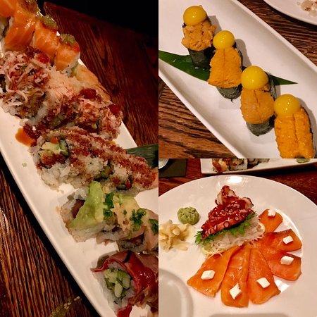 Jinsei Sushi LLC: fresh!
