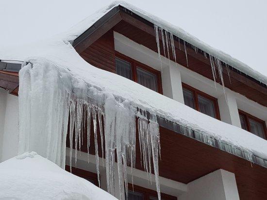 Hotel Helena : Hotel im Winter