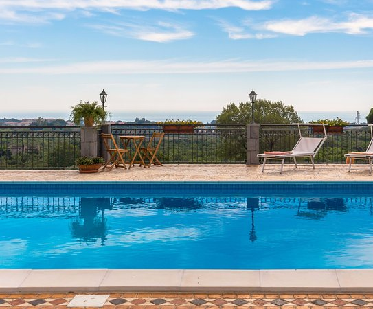 Villa Acireale Pool Apartment Prices Reviews Sicily
