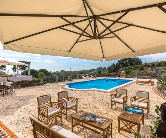 Villa Acireale Pool Apartment