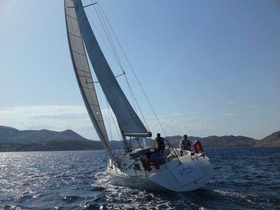 Rhodes Sailing Trips