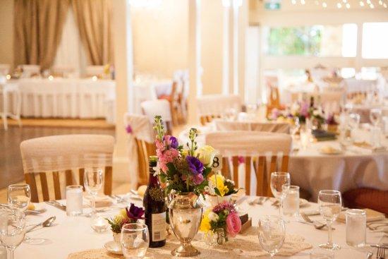 Shiraz Room Wedding Reception Picture Of Mercure Resort Hunter