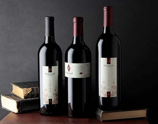 Harmony, Kaliforniya: Hearty red wines