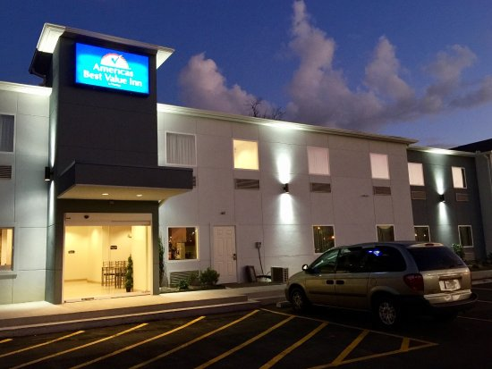 Americas Best Value Inn College Drive