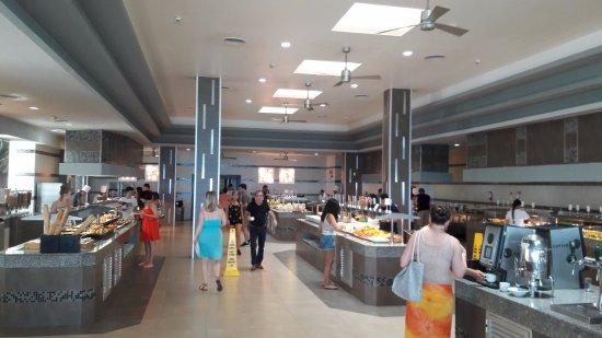 Hotel Riu Cancun Restaurant Turquesa Buffette