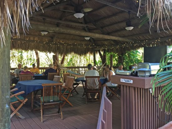 Crane's Beach House Boutique Hotel & Luxury Villas: The breakfast buffet area