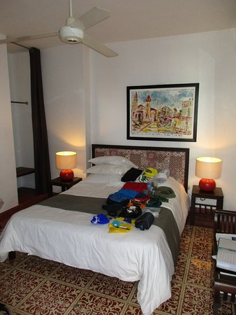 My Rooms One Of My Rooms  Picture Of Hotel Villa Colonial Santo Domingo .