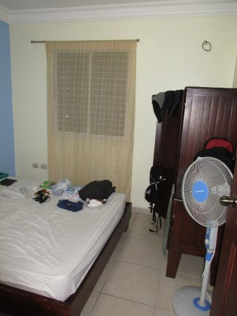 Bavaro Hostel: My room