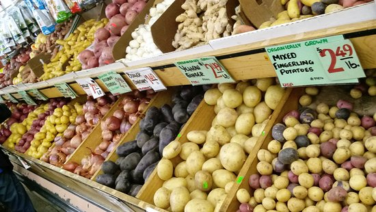Berkeley, CA: Great selection of potatoes - try the fingerlings!