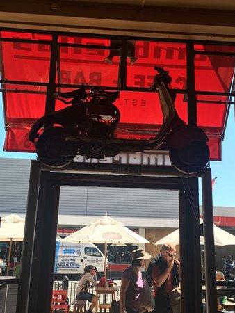 Lambretta's Cafe Bar : photo3.jpg