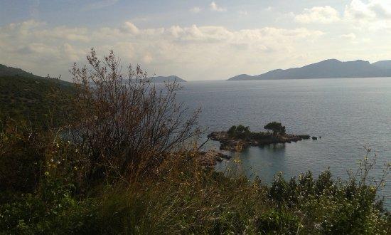 Sudurad, كرواتيا: landscape