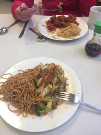 Panguitch, UT: China Kitchen Cafe