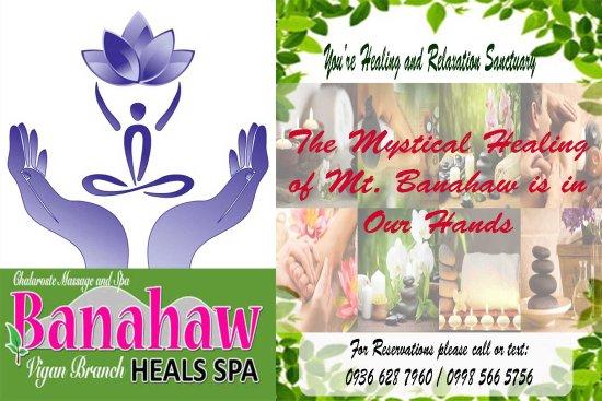Banahaw Heals Spa Vigan