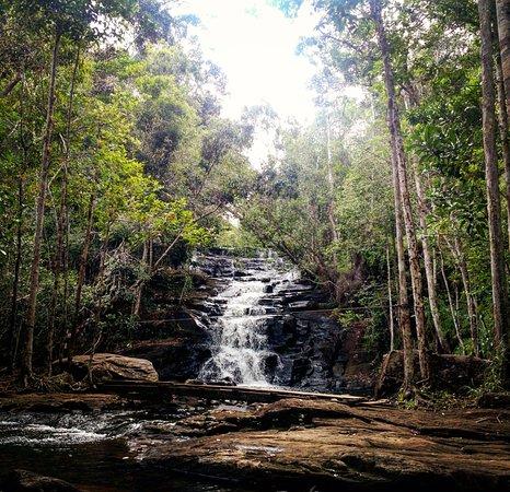 Cachoeira do Rio do Engenho ( Cachoeira do Cleandro ): Cachoeira