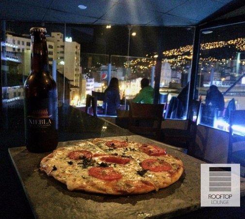 Rooftop Lounge La Paz Restaurant Reviews Photos Phone