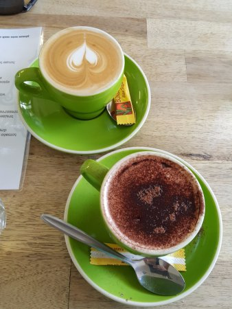 Peregian Beach, Australia: Great Coffee & Hot Chocolate