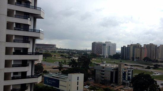 St Paul Plaza Hotel: Vista do quarto
