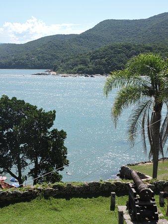 Canasvieiras, SC : Ilha de Anhatomirim