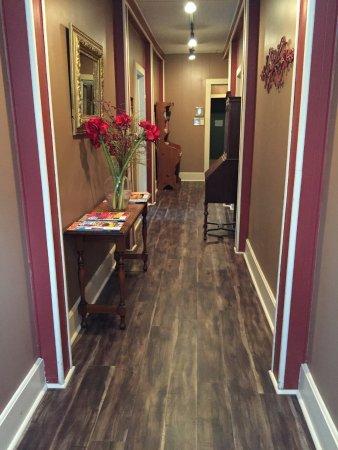 Canadensis, Pensilvanya: 1st Floor Hallway