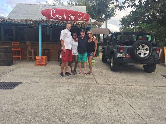 Bodden Town, Grand Cayman: Czech Inn