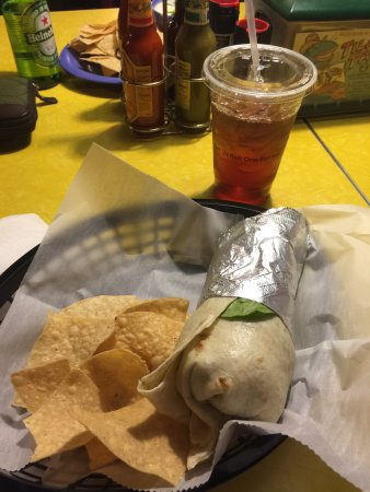 Mojo Burrito