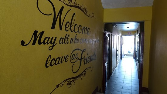 Belcove Hotel: May all who come as Guests leave as Friends
