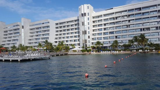 GHL Relax Hotel Sunrise: vista del hotel