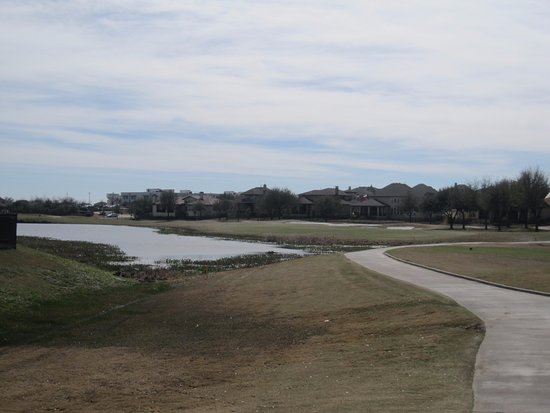 Round Rock, TX: 18th hole