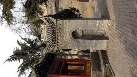 Jintai Taoist Abbey: 20170210_145609_large.jpg