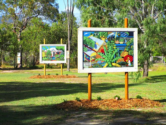 An Outdoor Art Gallery Wow Kent Barton Agnes Water Traveller Reviews Tripadvisor