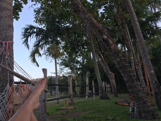 Tambor, Costa Rica: Ahhhh....the best hammock experience.