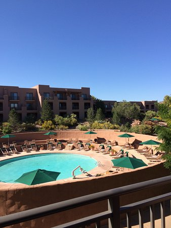 Santa Ana Pueblo, Nowy Meksyk: Pool Area