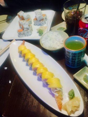 Ashburnham, MA: Yaka Sawa Sushi & Grill