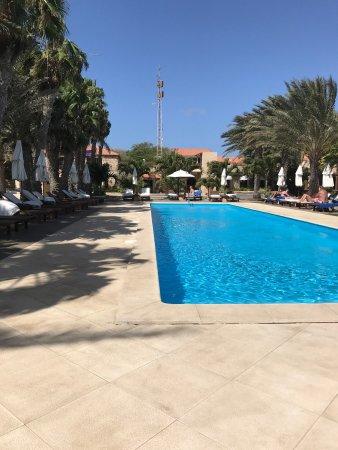 Hotel Morabeza: Der neue Pool