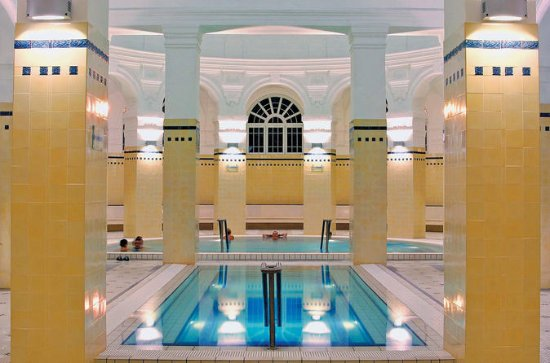 Szechenyi Spa Visit with Hotel Pickup