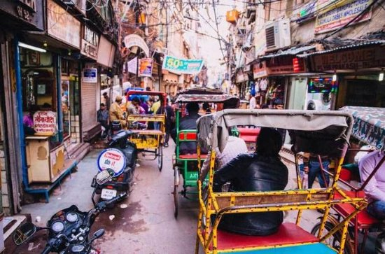 Old Delhi Bazaar Private Walking Tour