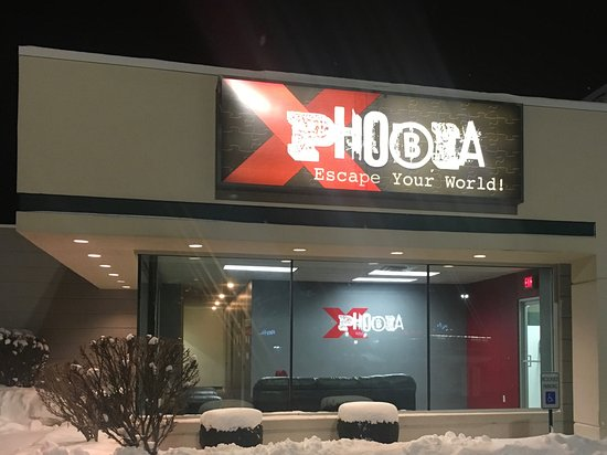 Olean, Нью-Йорк: XPhobia Escape Rooms