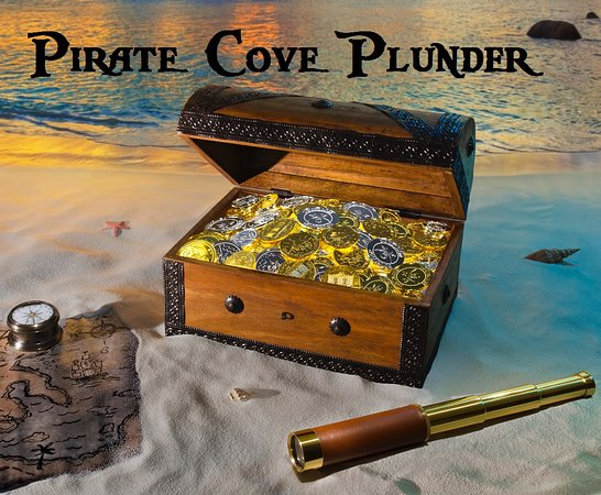 Olean, NY: Now open the Pirate Cove Plunder