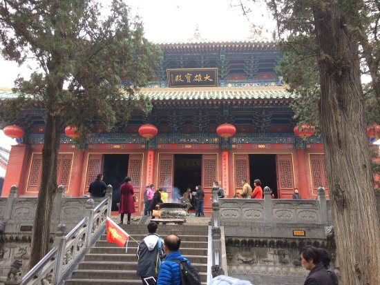 Dengfeng, Chine : Shaolin Temple